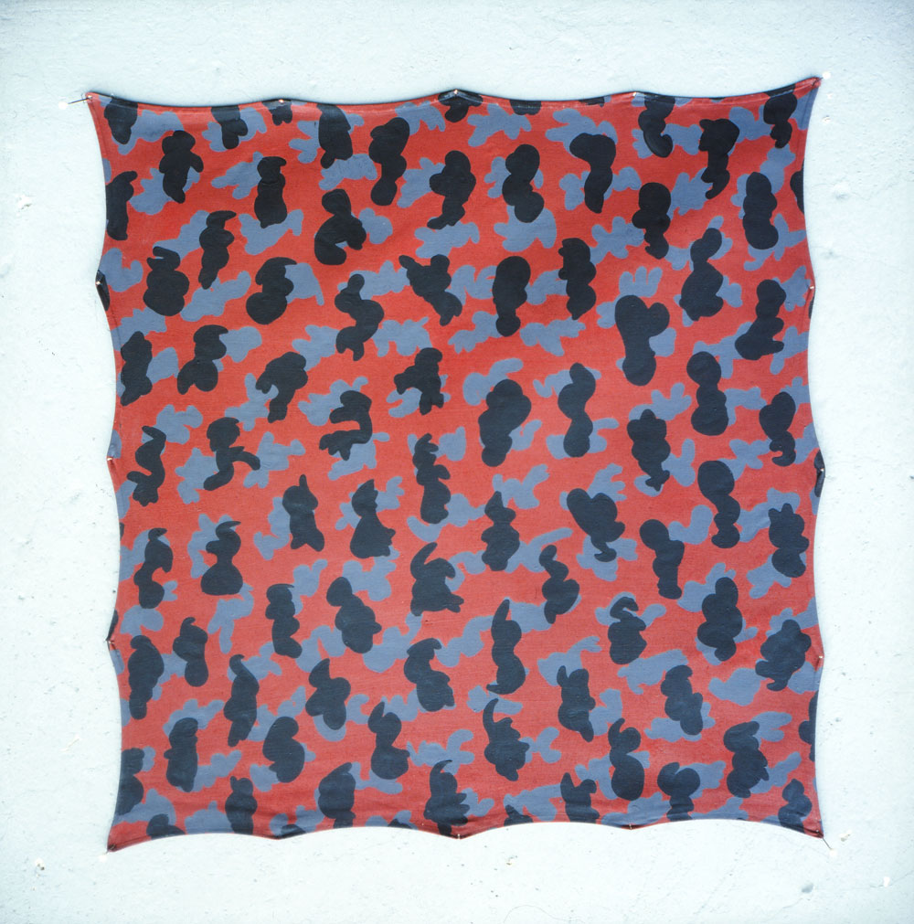 Tarnmuster / Camouflage pattern Nr. 43<br/>