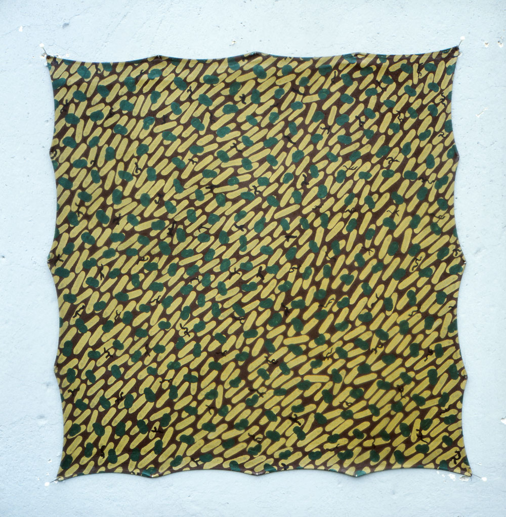 Tarnmuster / Camouflage pattern Nr. 53<br/>