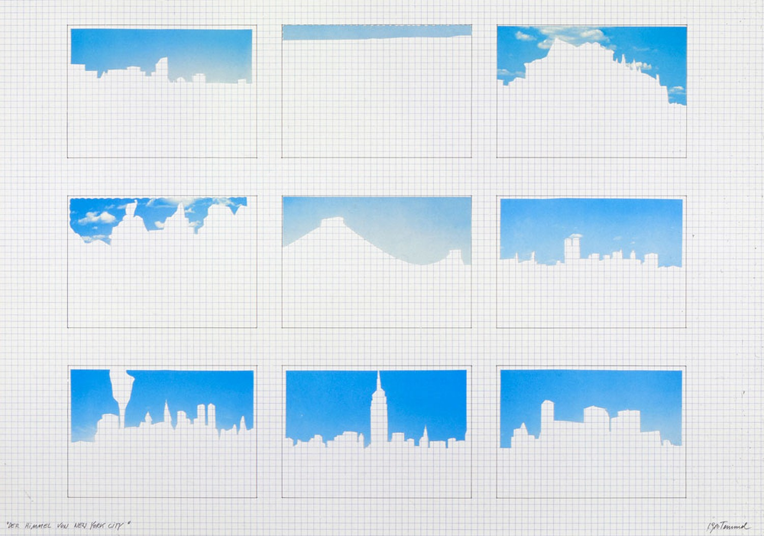 Der Himmel von NYC / 